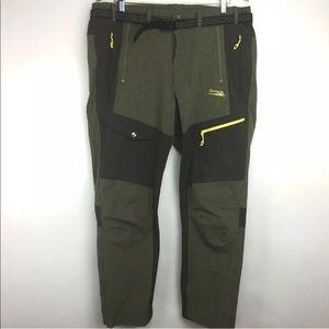 Makino quick dry hiking cargo pants